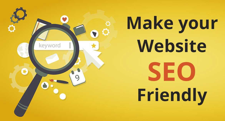 web design seo website